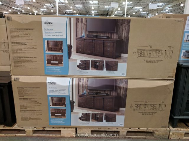 Bayside Furnishings TV Console Costco