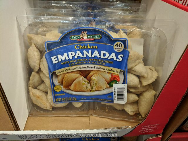 Don Miguel Chicken Empanadas Costco