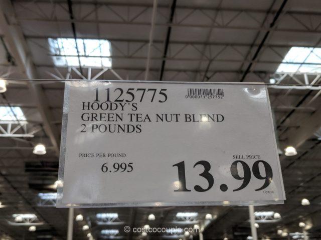 Hoodys Green Tea Nut Blend Costco