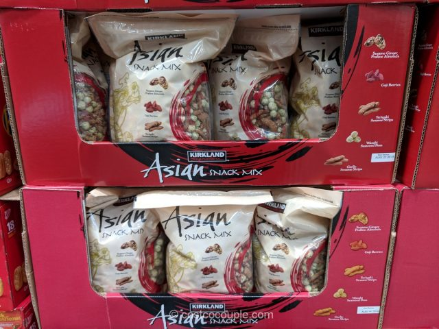 Kirkland Signature Asian Snack Mix Costco