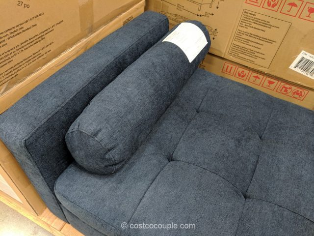 Klaussner Fabric Bench Costco