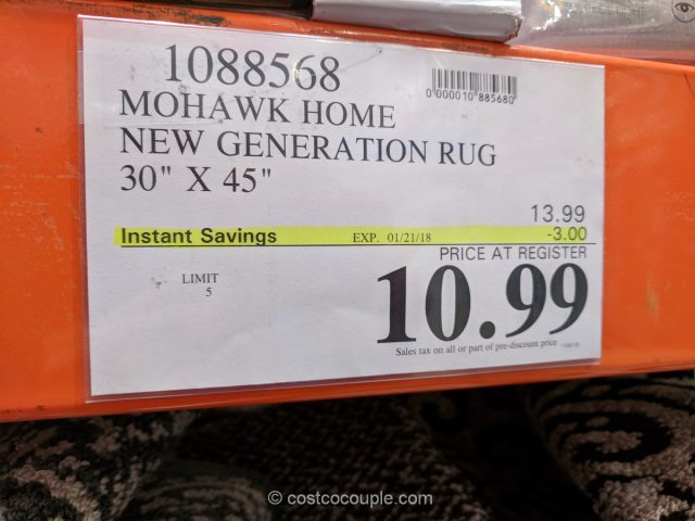 Mohawk home New Generation Rug Costco