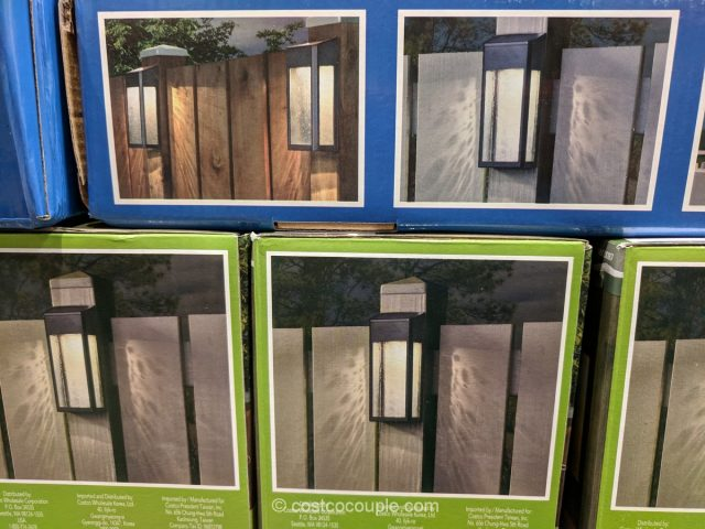 Northern International Solar LED Accent Lights Costco