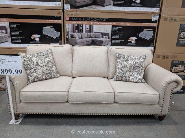 Synergy Home Sofa Set Costco