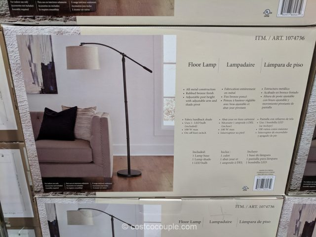 Uttermost Arc Floor Lamp
