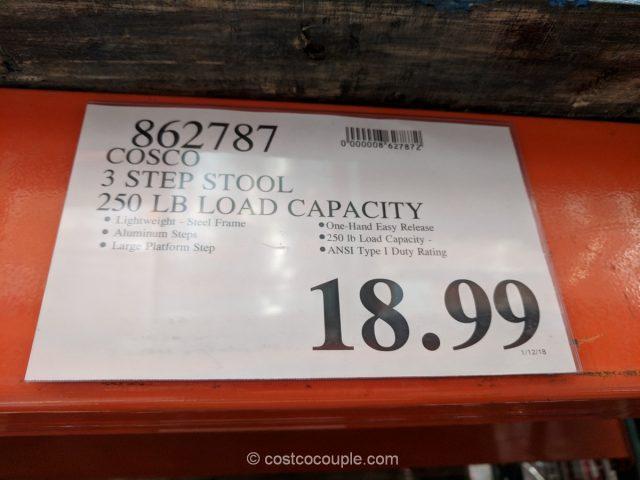 Cosco 3 Step Stool
