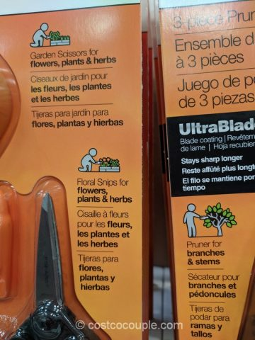 Fiskars Gardening Set Costco