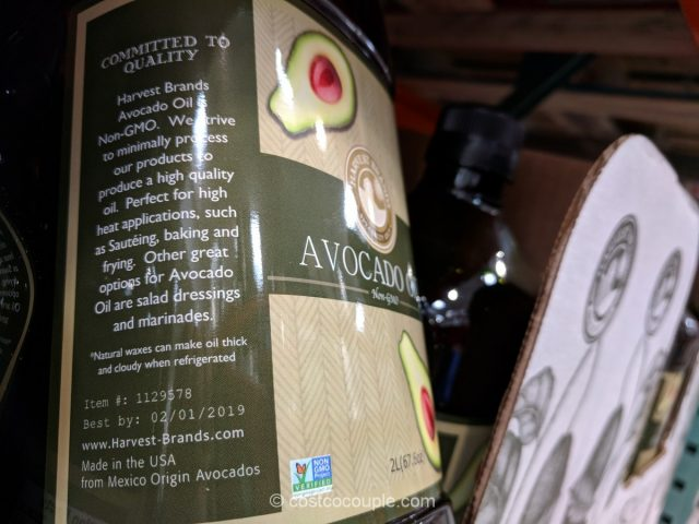 Harvest Brands Avocado Oil Costco