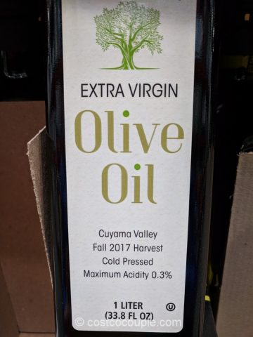 Kirkland Signature California Extra Virgin Olive Oil Costco