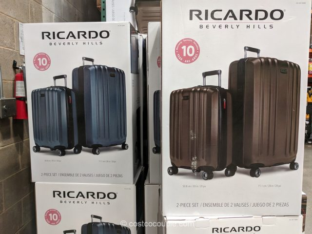 Ricardo Mulholland Drive Hardside Set Costco