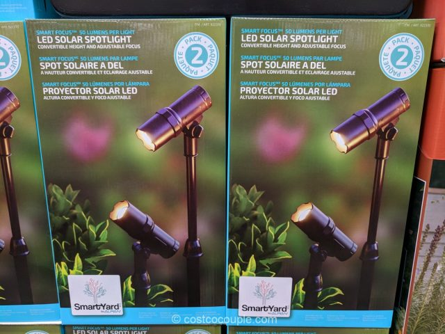 Smartyard Solar Spot Lights