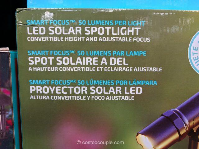 Smartyard Solar Spot Lights