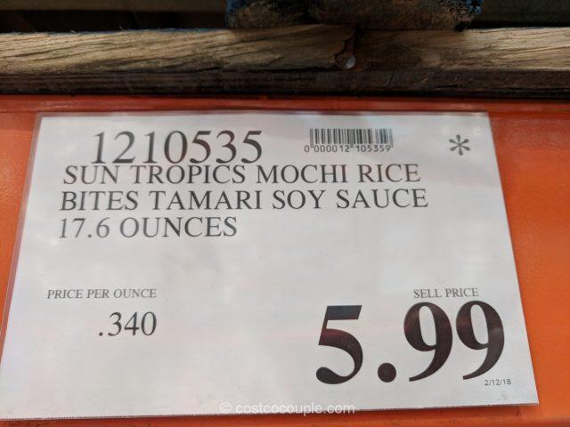 Sun Tropics Mochi Rice Bites Costco