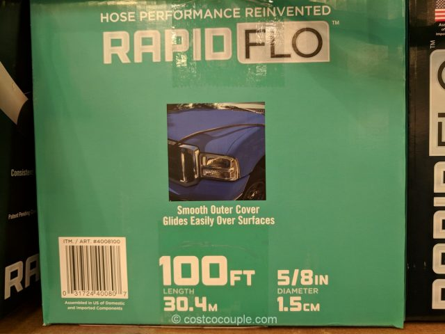 Teknor RapidFlo Garden Hose Costco