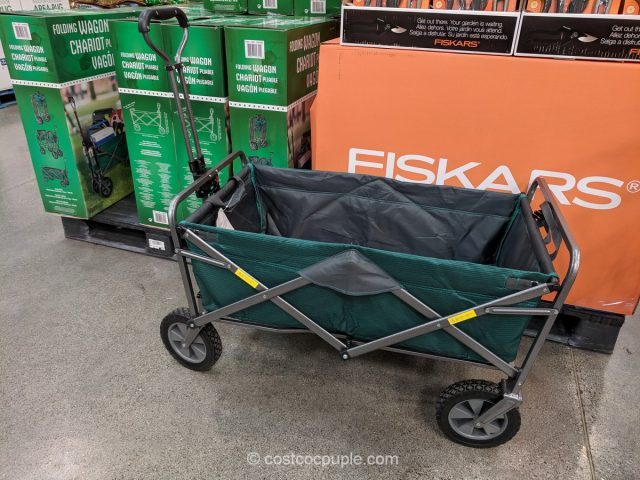 fascinating Folding Garden Wagon Costco Part - 2: CostcoCouple