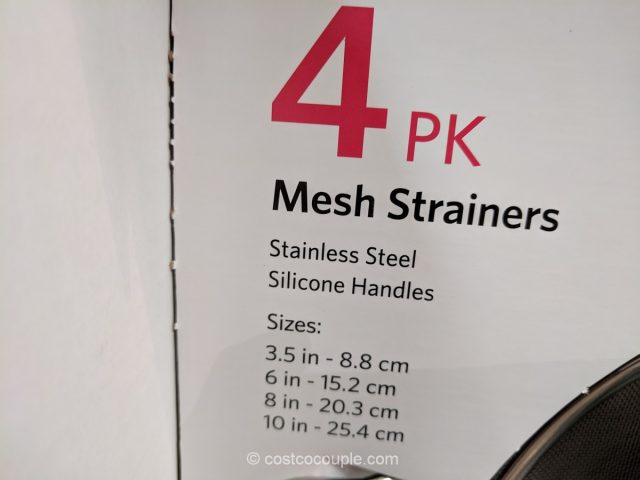 Tramontina Mesh Strainers Costco
