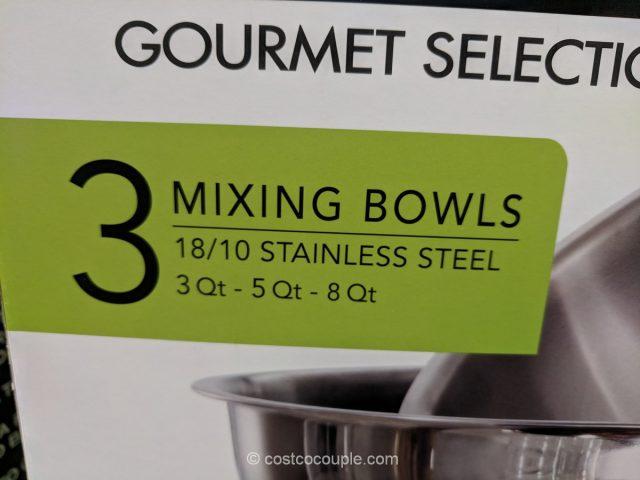 Tramontina Mixing Bowls Costco