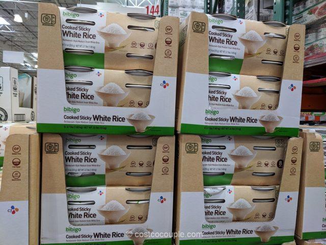 Bibigo Sticky White Rice Costco
