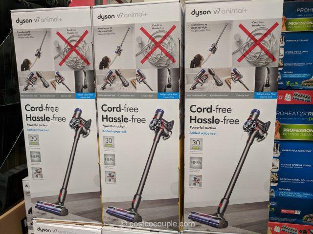 Dyson V7 Animal+ Cordless Vacuum Costco