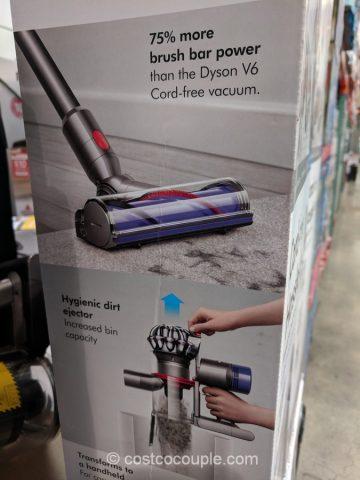 dyson v7 animal cordless vacuum. Black Bedroom Furniture Sets. Home Design Ideas