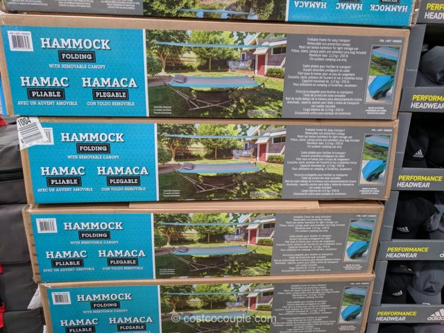 Folding Hammock with Canopy Costco