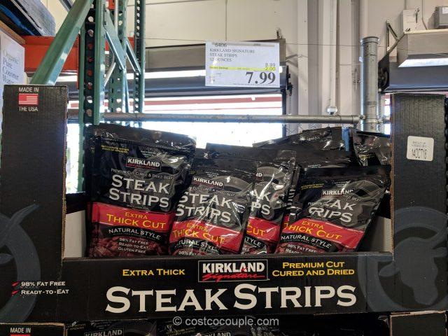 Kirkland Signature Steak Strips Costco