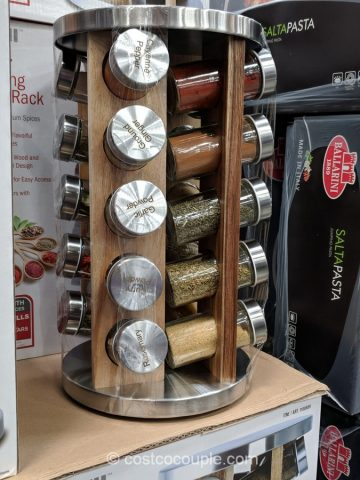 Orii 20 Jar Spice Rack Costco