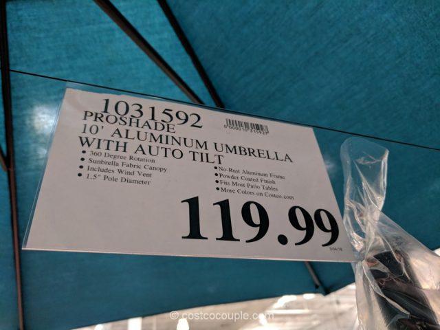 Proshade 10 Aluminum Umbrella
