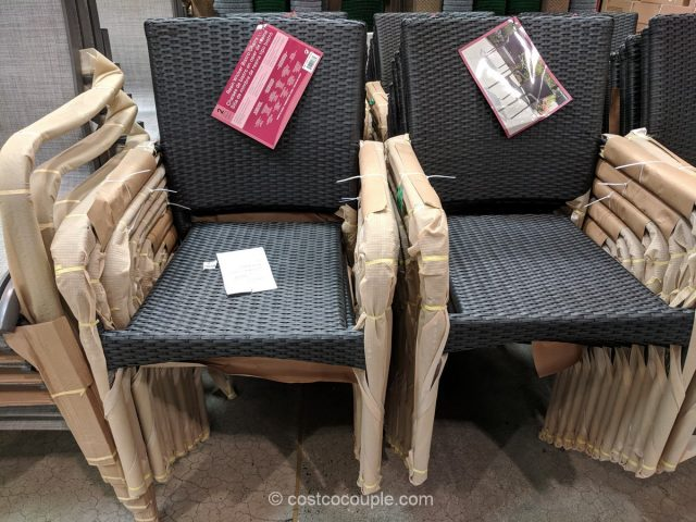 Resin Wicker Chairs
