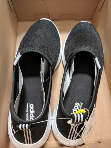 Adidas Ladies Neo Slip-On Shoe Costco