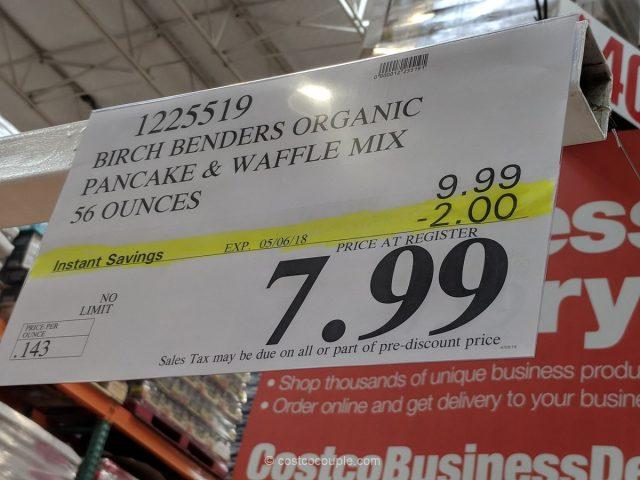 Birch Benders Organic Pancake and Waffle Mix Costco