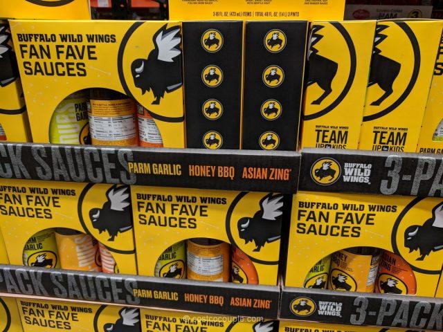 Buffalo Wild Wings Fan Fave Sauces Costco