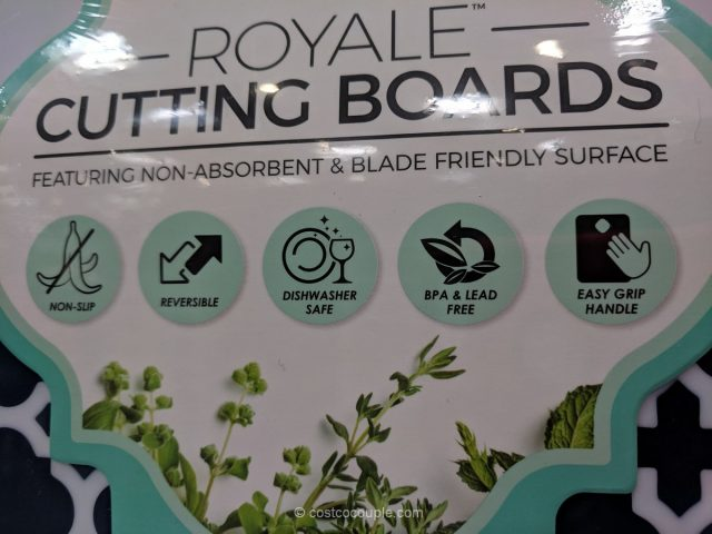 Core Home Royale Cutting Boards Costco