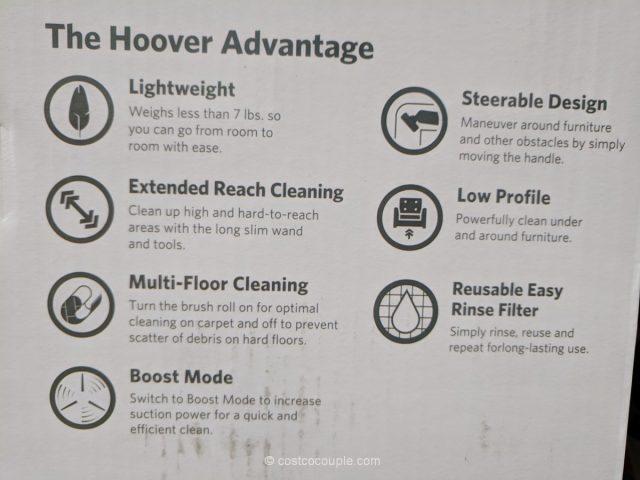 Hoover Cruise Cordless Multi-Floor Vacuum Costco