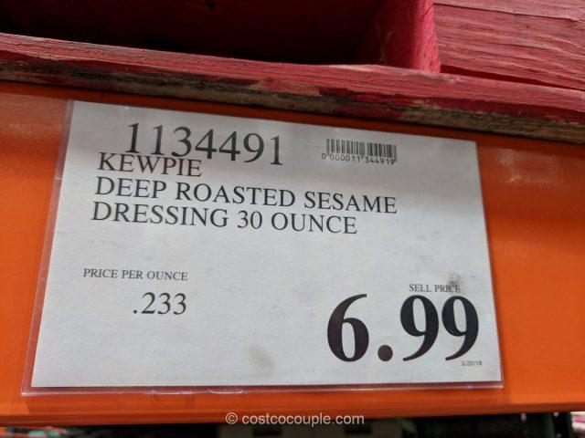 Kewpie Deep Roasted Sesame Dressing Costco