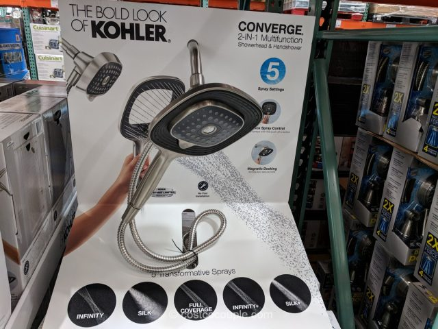 Kohler Converge Shower Head Costco