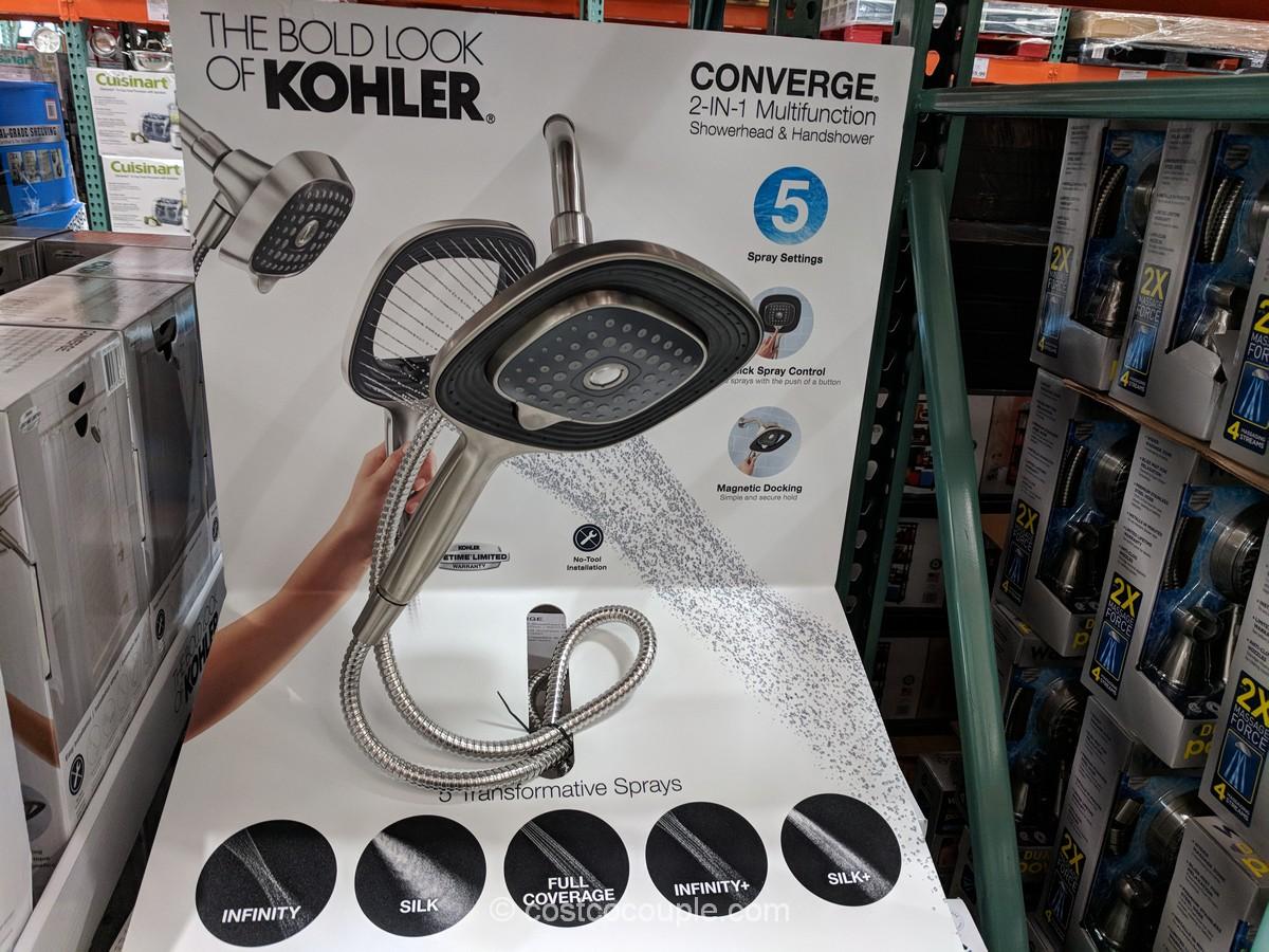 Kohler Converge Shower Head