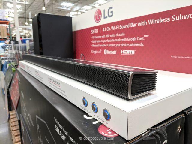 LG Soundbar SH7B Costco