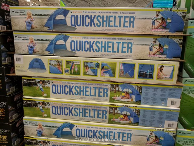 Lightspeed Outdoors Quick Shelter Costco