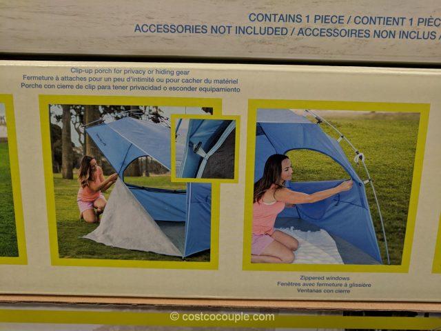Lightspeed Outdoors Quick Shelter Costco