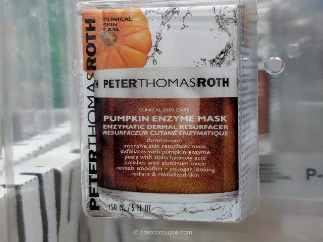 Peter Thomas Roth Pumpkin Enzyme Mask Costco