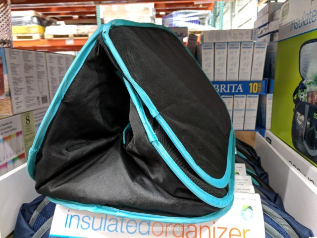 Smart Design Insulated Pop-Up Organizer Costco
