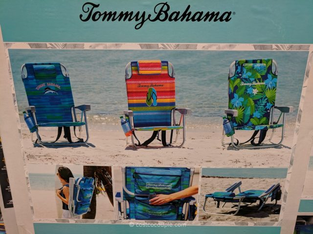 Tommy Bahama Backpack Beach Chair Costco