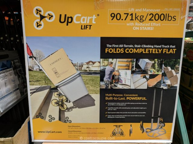 UpCart Lift Costco