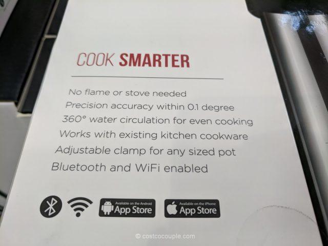 Chefman Sous Vide Circulator Costco