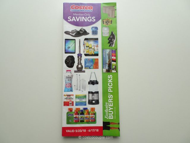 Costco May 2018 Coupon Book 05/23/18 to 06/17/18