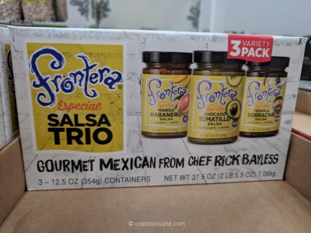 Frontera Salsa Trio Set Costco