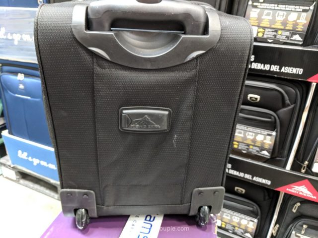 High Sierra Wheeled Underseat Carry-On Costco