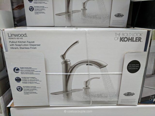 Kohler Linwood Kitchen Faucet