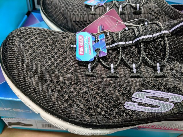 Skechers Ladies' Flex Appeal Slip-On Shoe Costco